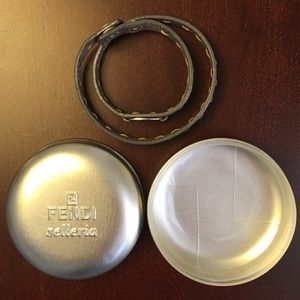 Fendi Jewelry - Rare Fendi Bracelet
